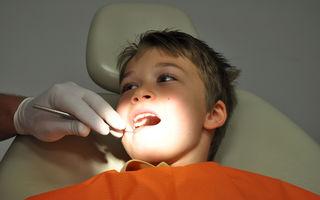 Lecția sănătății orale se învață de mic