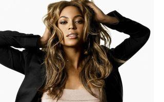 Beyonce, cu părul în flăcări