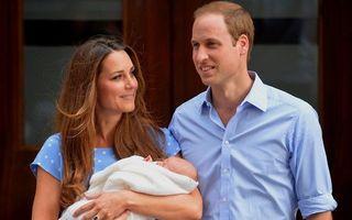 Bebelușul regal. Rochia cu buline purtată de Diana acum 31 de ani revine
