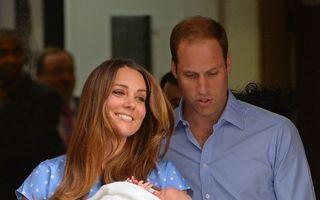 George Alexander Louis, numele bebelușului regal
