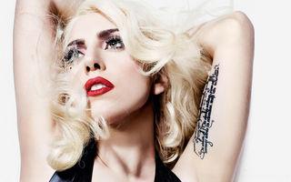 Lady Gaga, cea mai bogată vedetă. A câştigat 80 de milioane de dolari în ultimul an!