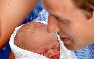 Bebeluşul regal: Semnificaţia numelor alese de Kate şi William