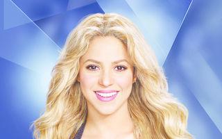 Shakira a devenit noul ambasador global pentru blend-a-med 3d white