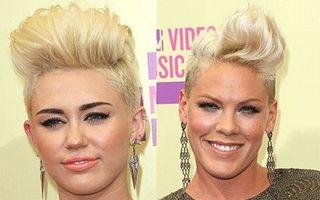 Hollywood: 12 vedete care au apărut în public cu coafuri identice