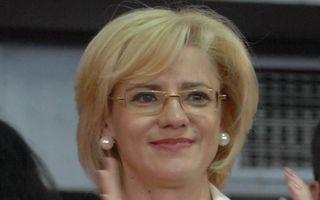 Corina Creţu, consiliera lui Iliescu, îndrăgostită de generalul Colin Powell
