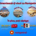 Alimentează-ți visul și trăiește super experiențe cu Rompetrol!