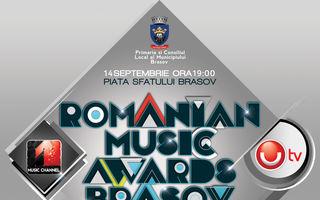 Ei sunt nominalizatii la Romanian Music Awards 2013!