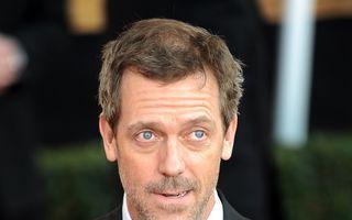Hugh Laurie şi-a lansat al doilea album muzical
