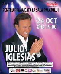 Concertul JULIO IGLESIAS invinge canicula!