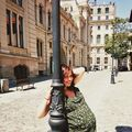 Cristina de la Impact, mămică de gemeni