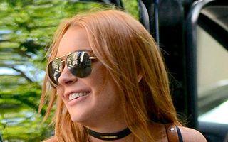 Celebritatea nu este de ajuns: Lindsay Lohan, eclipsată de sora ei mai mică