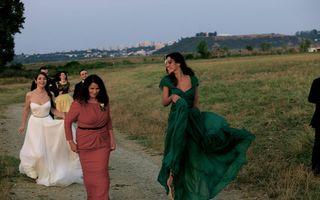 Mădălina Ghenea, imagini de la nunta fratelui ei