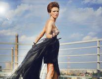 Carmen Negoiță, răpusă de caniculă de dragul artei