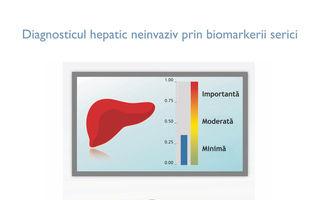 SteatoScreen, primul test complet pentru ficat, disponibil acum și în România