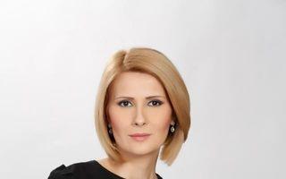 Sandra Stoicescu face nunta în octombrie