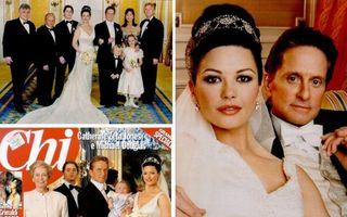 Michael Douglas dă vina pe Catherine Zeta Jones pentru că s-a îmbolnăvit de cancer
