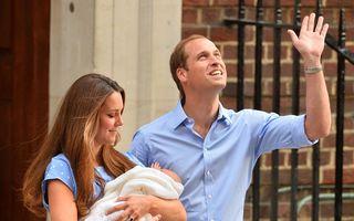 Bebeluşul regal britanic va avea șase naşi de botez