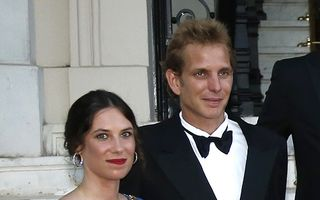 Andrea Casiraghi, fiul prinţesei Caroline de Monaco, s-a căsătorit