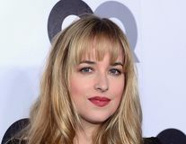 "Dakota Johnson, protagonista filmului ""Fifty Shades of Grey"""