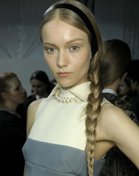 Frumuseţea Ta Cum îţi Aranjezi Părul în Prima Zi De şcoală 5
