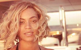 Frumuseţe naturală: Cum arată Beyonce fără machiaj, la 32 de ani