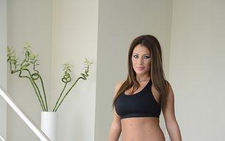 Roxana Vancea, nemulţumită de sânii mari