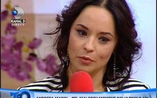 Andreea Marin: Agresivitatea e motivul divorțului!