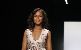 Kerry Washington, cea mai elegantă femeie în 2013