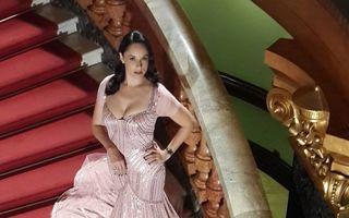 Andreea Marin, sexy la filmările pentru noua emisiune
