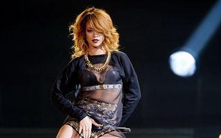 Rihanna, acuzată că a urcat drogată pe scenă și a făcut playback