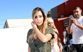 Fără pizza, fără paste: Kim Kardashian vrea să dea repede jos încă 5 kilograme