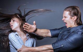 5 semne că poate fi un bărbat agresiv în timpul relației