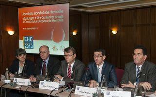 Cea mai importantă întâlnire a bolnavilor de hemofilie din Europa