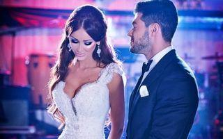 La o săptămână de la nunta anului, Bianca şi Victor Slav dau semne de divorţ