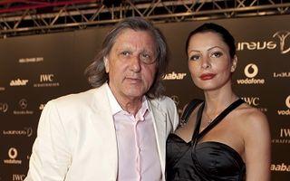 Ilie Năstase și Brigitte Sfăt și-au amânat nunta