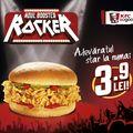 Rocker Booster, adevăratul star al sandvişurilor de la KFC