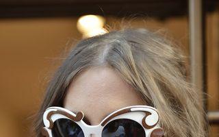 """Declarațiile săptămânii. Iulia Albu: """"Degeaba pozăm ca o divă, dacă nu ştim să ne îmbrăcăm"""""""