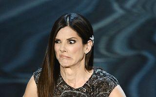 Sandra Bullock s-a luptat cu depresia pe platourile de filmare