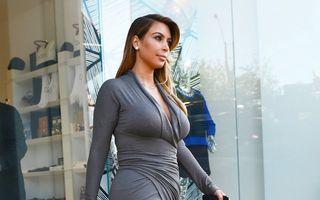Hollywood: Cum a slăbit Kim Kardashian după sarcină. Află-i secretele!