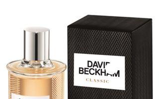 Noul parfum Classic - David Beckham