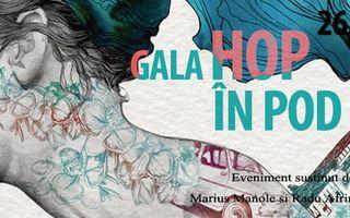 Marius Manole aduce Gala Hop în Pod la Historia