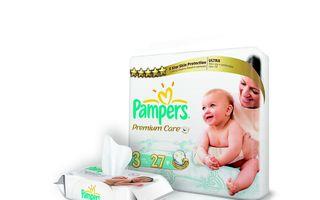 Pampers Premium Care ajută pielea bebelușului tău să respire