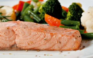 Sănătatea ta: 9 motive pentru care ar trebui să consumi mai mult peşte