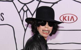 Lady Gaga, o nouă apariție bizară: Cântăreața are un zâmbet îngrozitor
