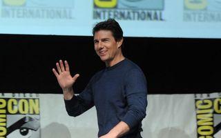 Tom Cruise vrea 50 de milioane de dolari de la tabloide