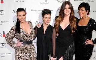 Hollywood: Familia Kardashian de-a lungul anilor. Imagini inedite