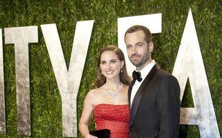 Natalie Portman a incendiat o masă, la Palatul Buckingham