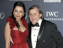 Ilie Năstase și Brigitte Sfăt, petrecere de nuntă fără cununie