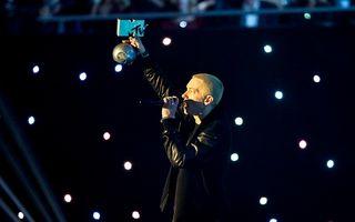 Eminem, marele câştigător la MTV Europe Music Awards 2013