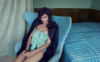 Frumusețe nordică: Helena Christensen arată senzațional la 44 de ani
